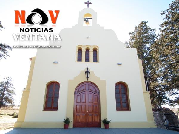 Parroquia Nuestra Señora de Lourdes en Sierra de la Ventana y Villa Ventana