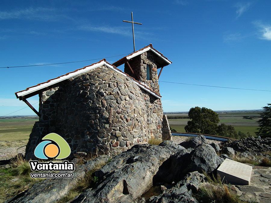 Ermita Nuestra Señora de Lujan de las Sierras en Sierra de la Ventana y Villa Ventana