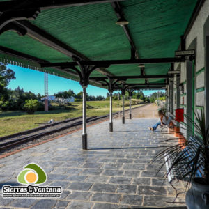 Estación de Tren de Sierra de la Ventana