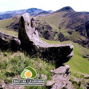 El sillón del Tres Picos