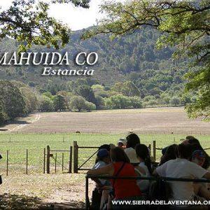 Estancia Mahuida Co