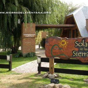 Cabañas Solar de las Sierras