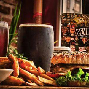 Cerveza Revolution en Sol y Luna