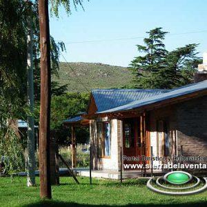 Cabaña Don Matias
