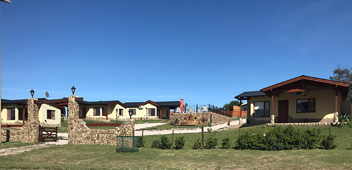 Cabañas Andana en Sierra de la Ventana y Villa Ventana