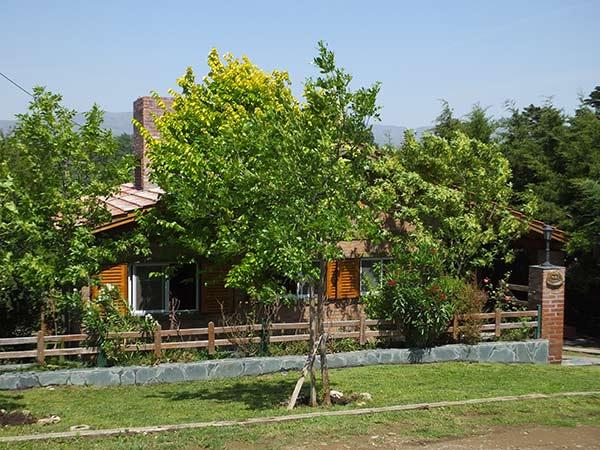 Cabaña San Francisco en Sierra de la Ventana y Villa Ventana