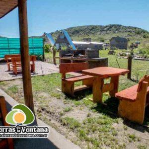 Cabañas Refugio del Cerro