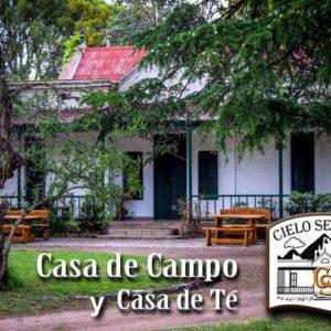 Casa de Campo Cielo Serrano