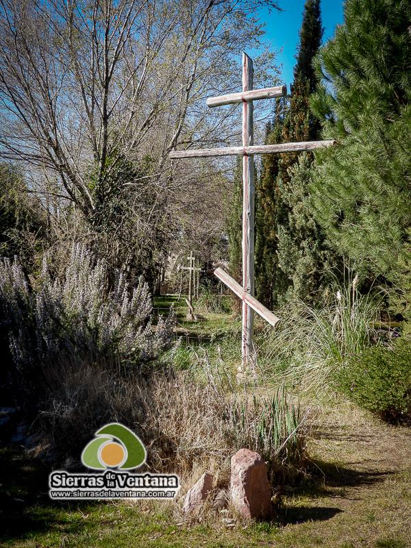 Monasterio Católico Bizantino de la Transfiguración en Sierra de la Ventana y Villa Ventana